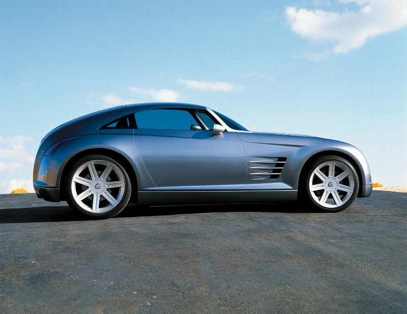 2001 Chrysler Crossfire Concept