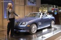 2005 Chrysler Crossfire image.