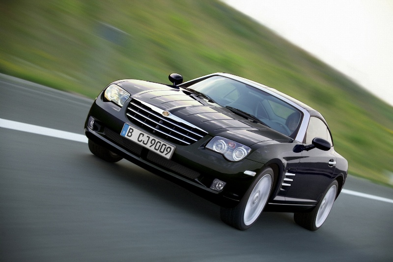 2001 Chrysler Crossfire Concept Image