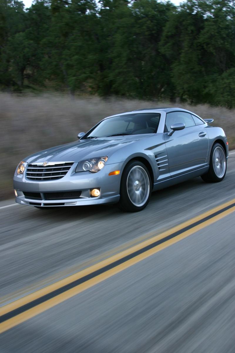 2003 Chrysler Crossfire