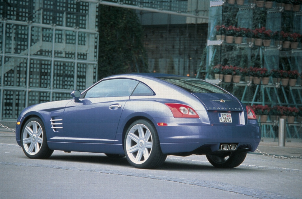 2004 chrysler crossfire. Black Bedroom Furniture Sets. Home Design Ideas