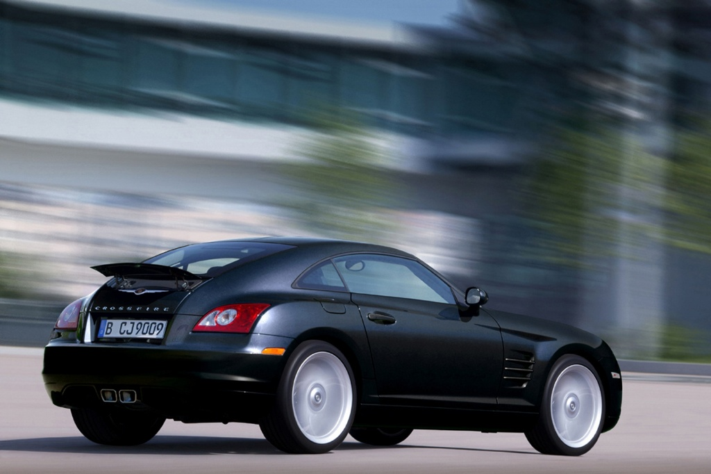 2005 chrysler crossfire. Black Bedroom Furniture Sets. Home Design Ideas