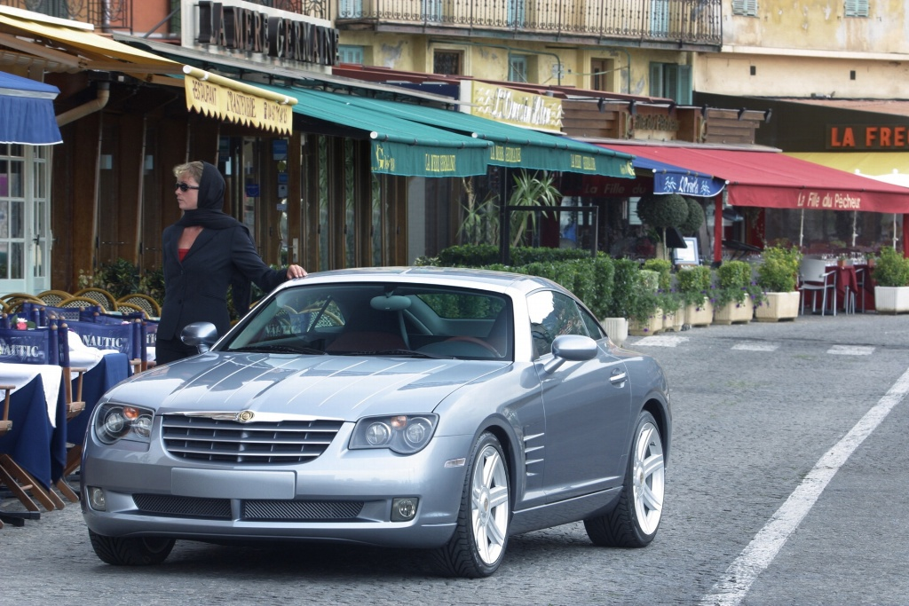 2018 chrysler crossfire.  crossfire 2005 chrysler crossfire pictures history value research news   conceptcarzcom and 2018 chrysler crossfire s