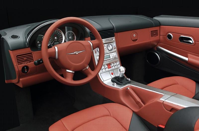 2003 Chrysler Crossfire Image