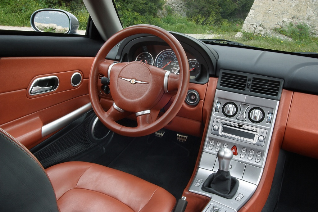 Auction Results And Data For 2004 Chrysler Crossfire