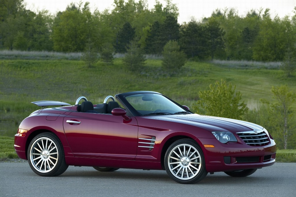 2007 chrysler crossfire. Black Bedroom Furniture Sets. Home Design Ideas