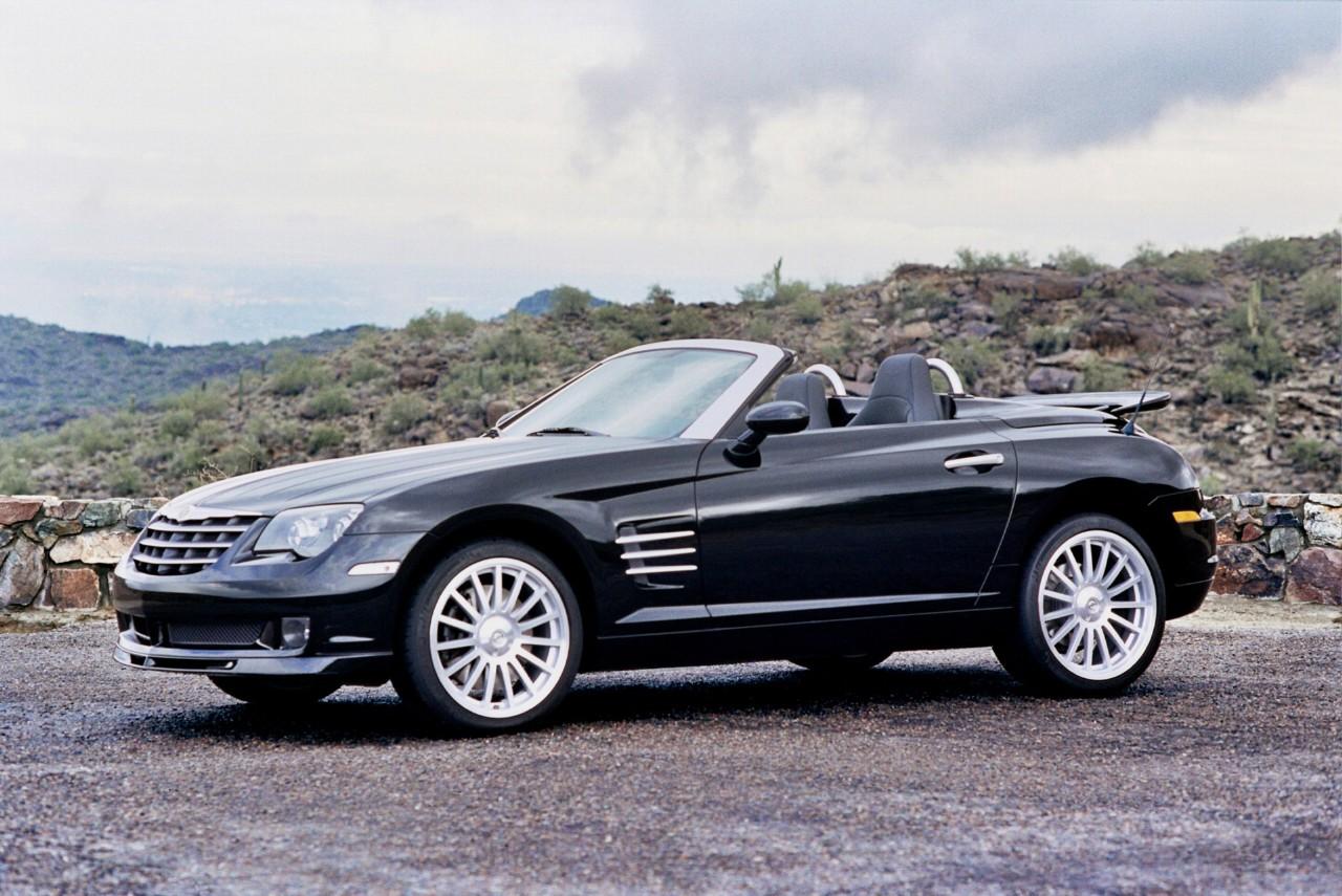 2007 Chrysler Crossfire Image
