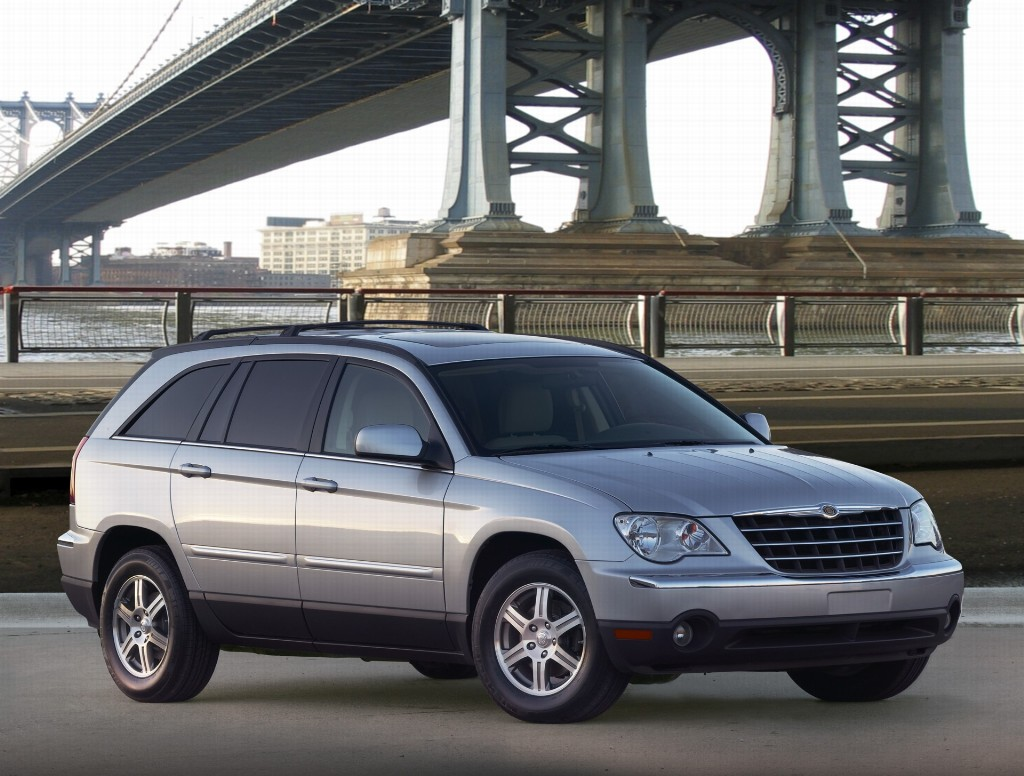 and standard safety features to the new 2007 chrysler pacifica. Cars Review. Best American Auto & Cars Review