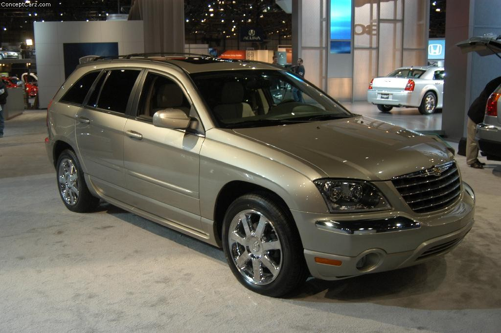 2004 chrysler pacifica images photo chrysler pacifica nyc 04 dv 01. Cars Review. Best American Auto & Cars Review