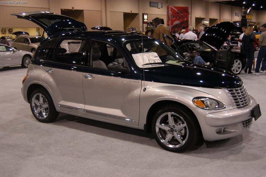 Auction Results And Data For 2004 Chrysler Pt Cruiser