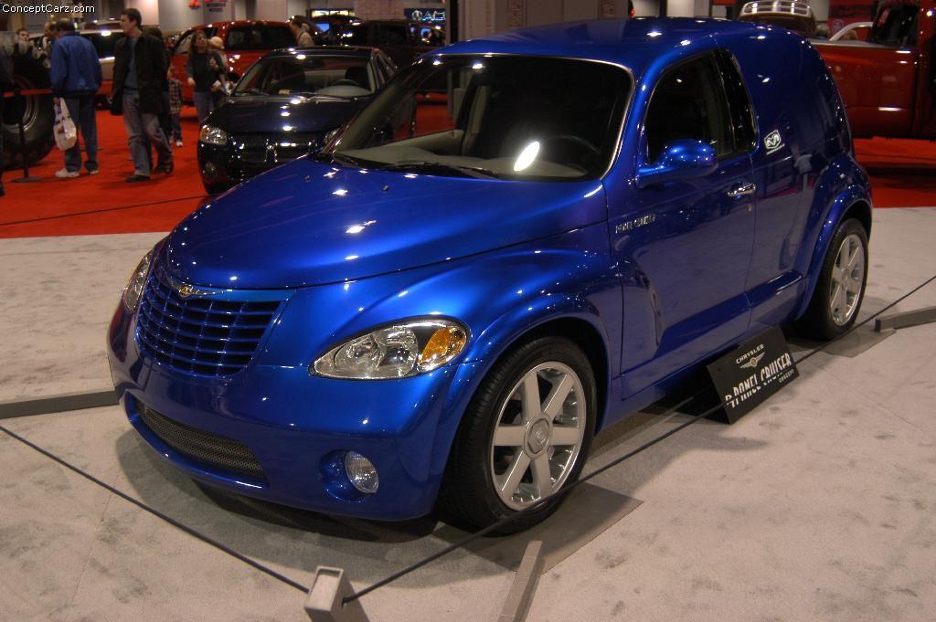 2001 Chrysler PT Cruiser Panel Pictures History Value