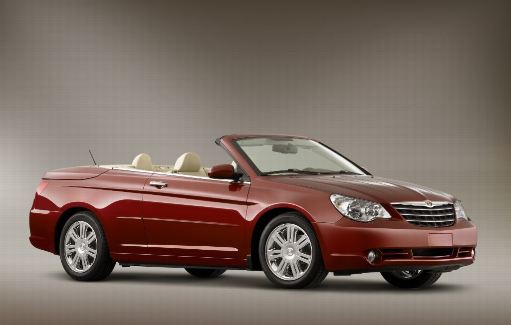 all new 2008 chrysler sebring convertible rises above the rest with. Cars Review. Best American Auto & Cars Review