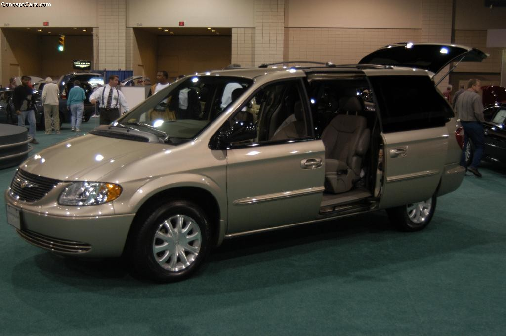 2003 chrysler town and country lx image. Black Bedroom Furniture Sets. Home Design Ideas