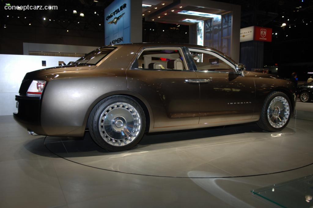 2006 Chrysler Imperial Concept Image HD Wallpapers Download free images and photos [musssic.tk]