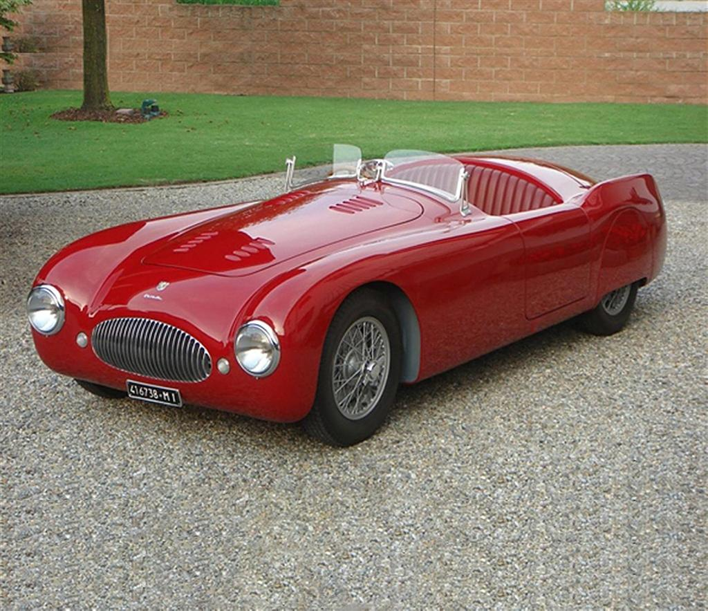 Bentley For Sale >> Auction results and data for 1947 Cisitalia 202 Spider ...