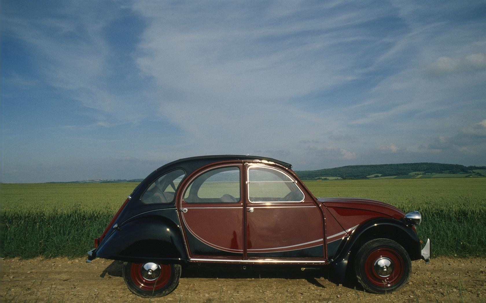 1983 citroen 2cv charleston image. Black Bedroom Furniture Sets. Home Design Ideas