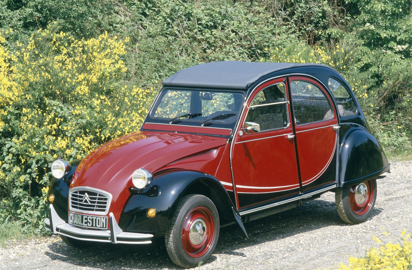 1983 citroen 2cv charleston image