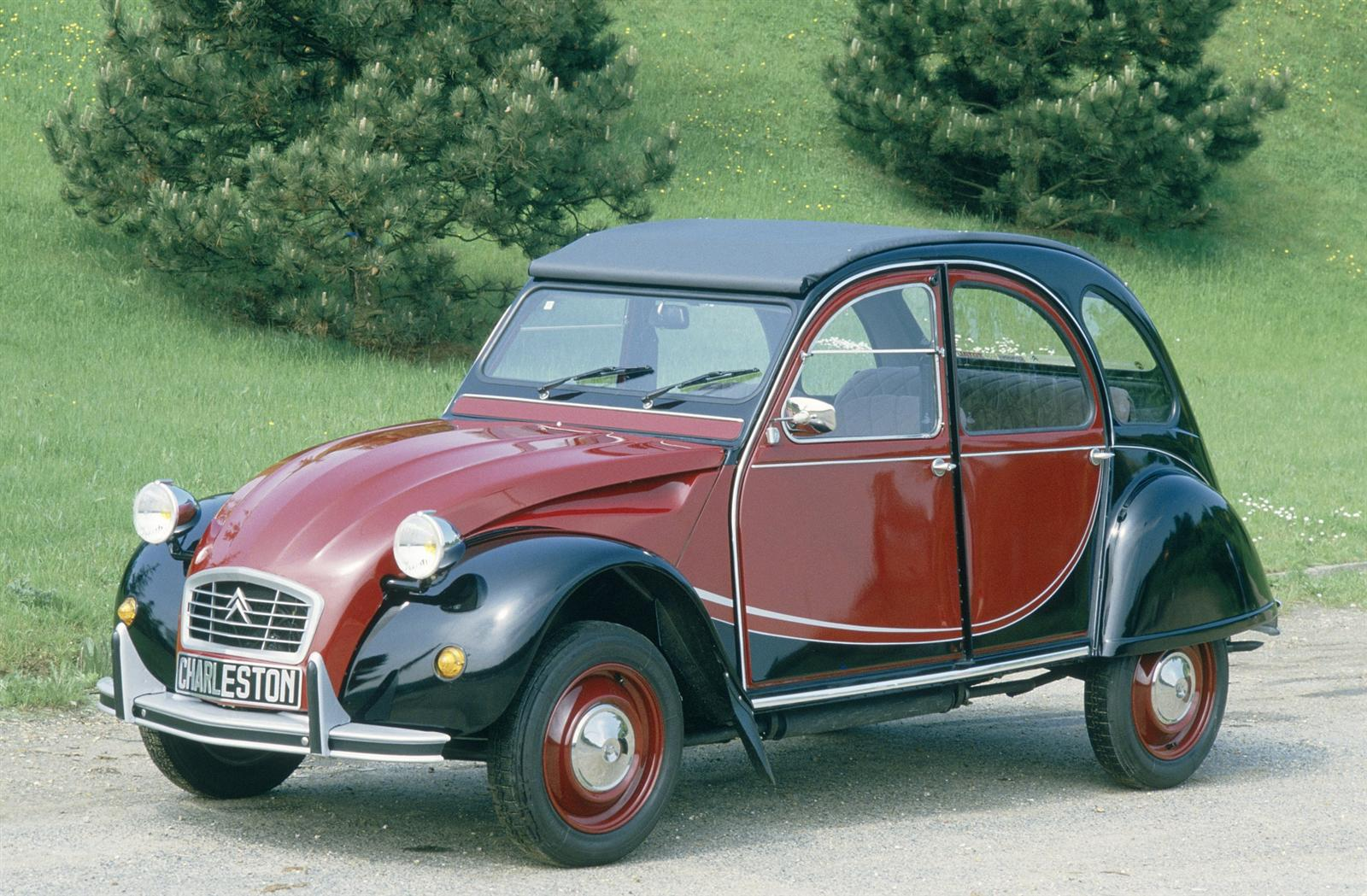 1983 citroen 2cv charleston desktop wallpaper and high. Black Bedroom Furniture Sets. Home Design Ideas