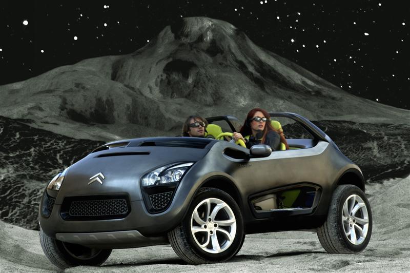 2006 Citroen C-Buggy Concept Image