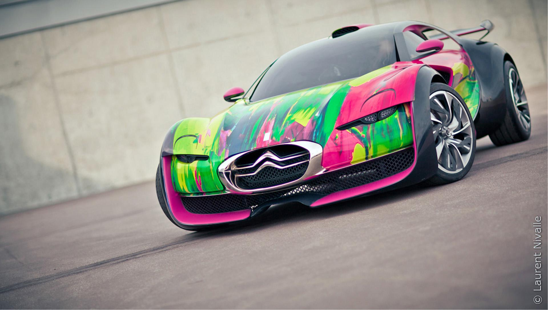 2010 citroen survolt art car concept image http www. Black Bedroom Furniture Sets. Home Design Ideas