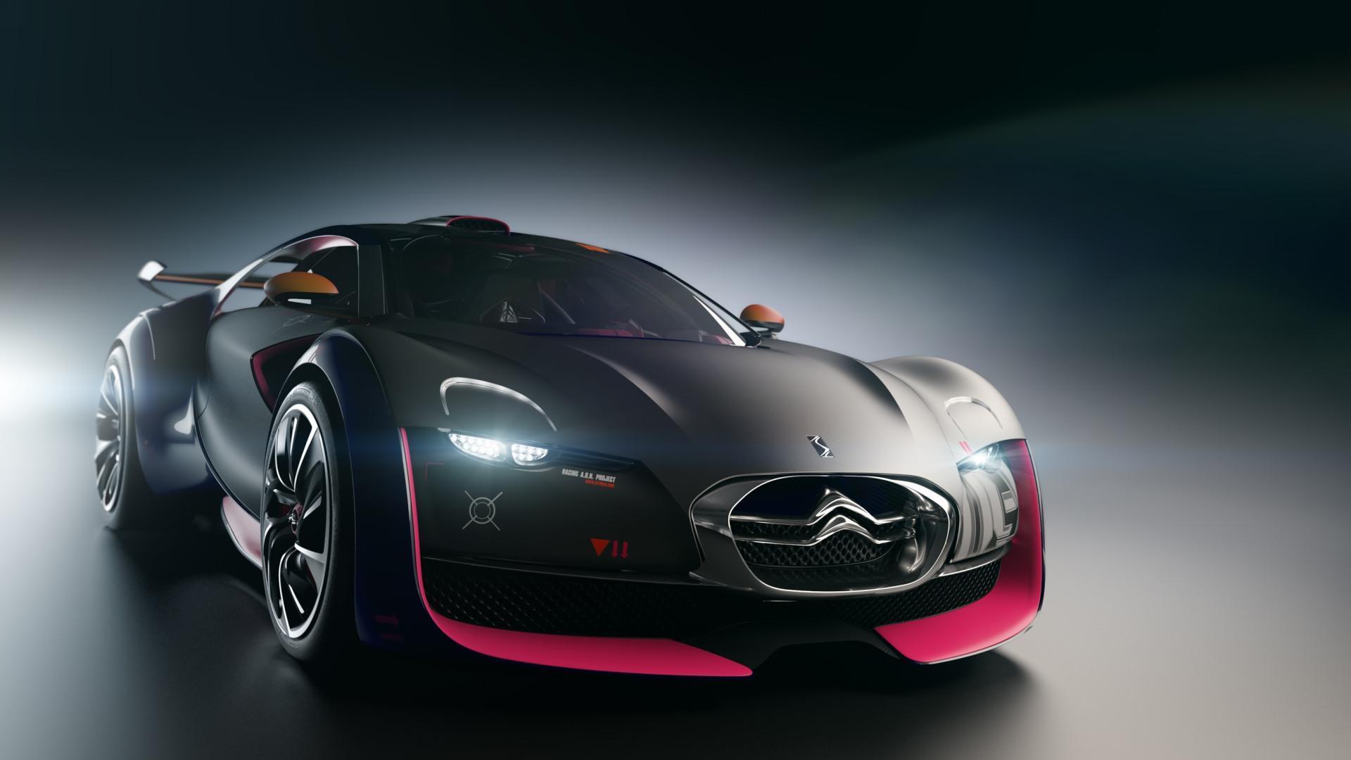 2010 citroen survolt concept conceptcarz vanachro Images