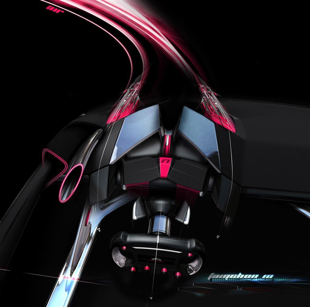 2010 citroen survolt concept conceptcarz ahead of its time citroen survolt concept vanachro Images