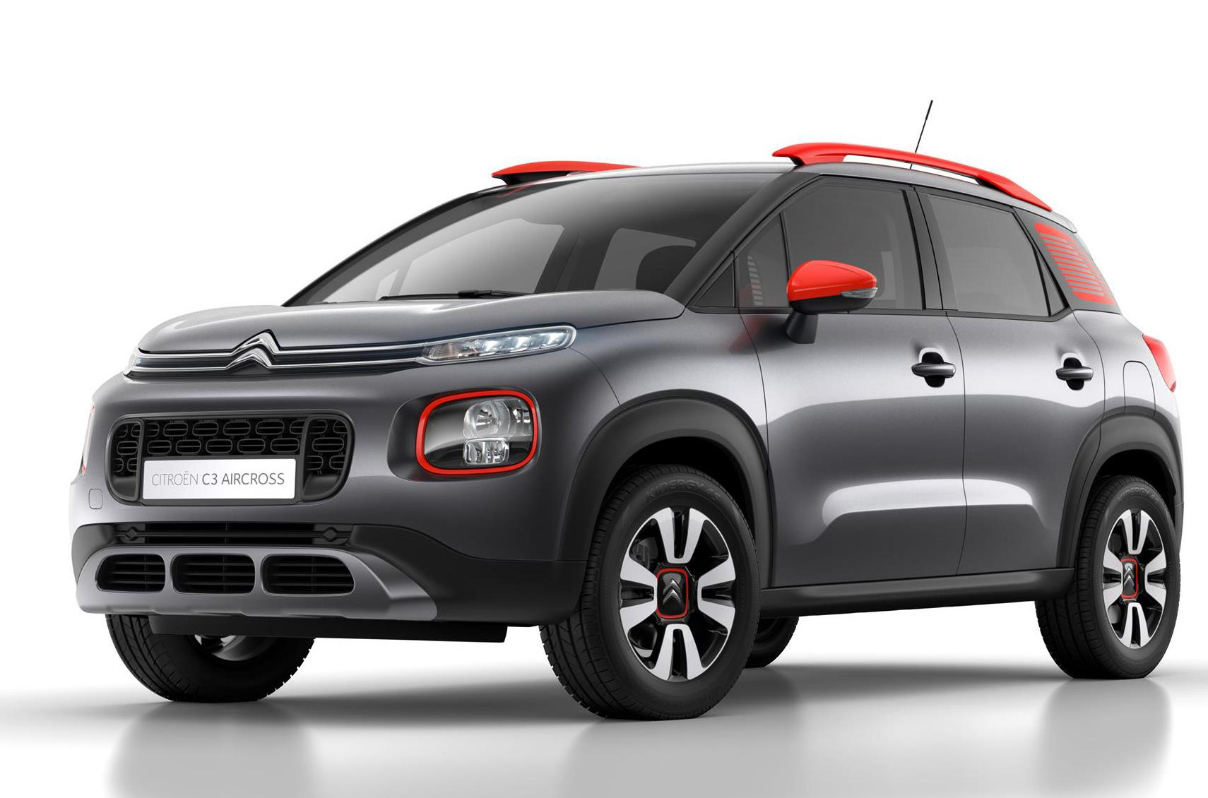 2017 citroen c3 aircross technical specifications and data. Black Bedroom Furniture Sets. Home Design Ideas