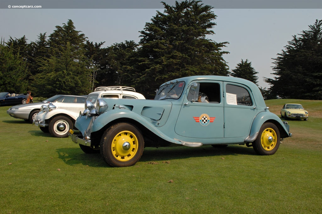 1939 citroen traction avant news pictures specifications and