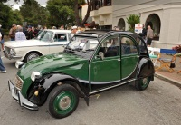 1967 Citroen 2CV Charleston image.