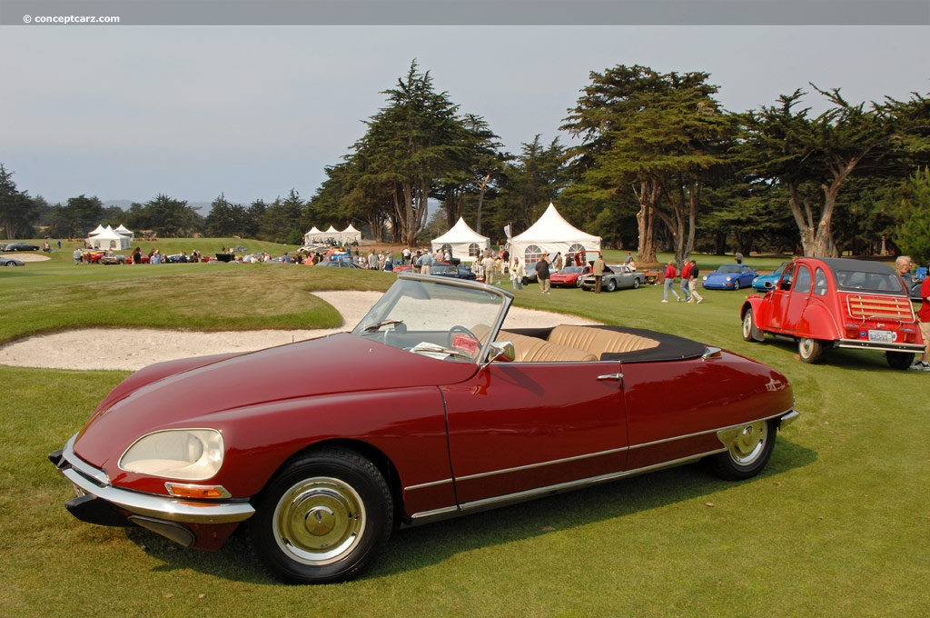 Auction Results And Data For 1968 Citroen Ds21 Conceptcarz Com