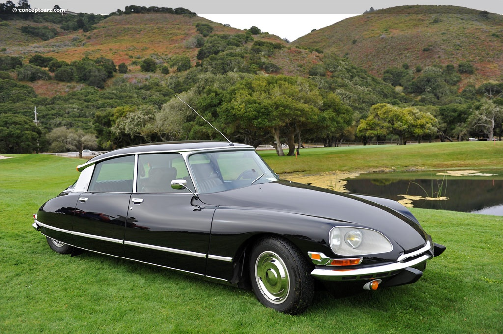 Auction Results And Data For 1972 Citroen Ds21