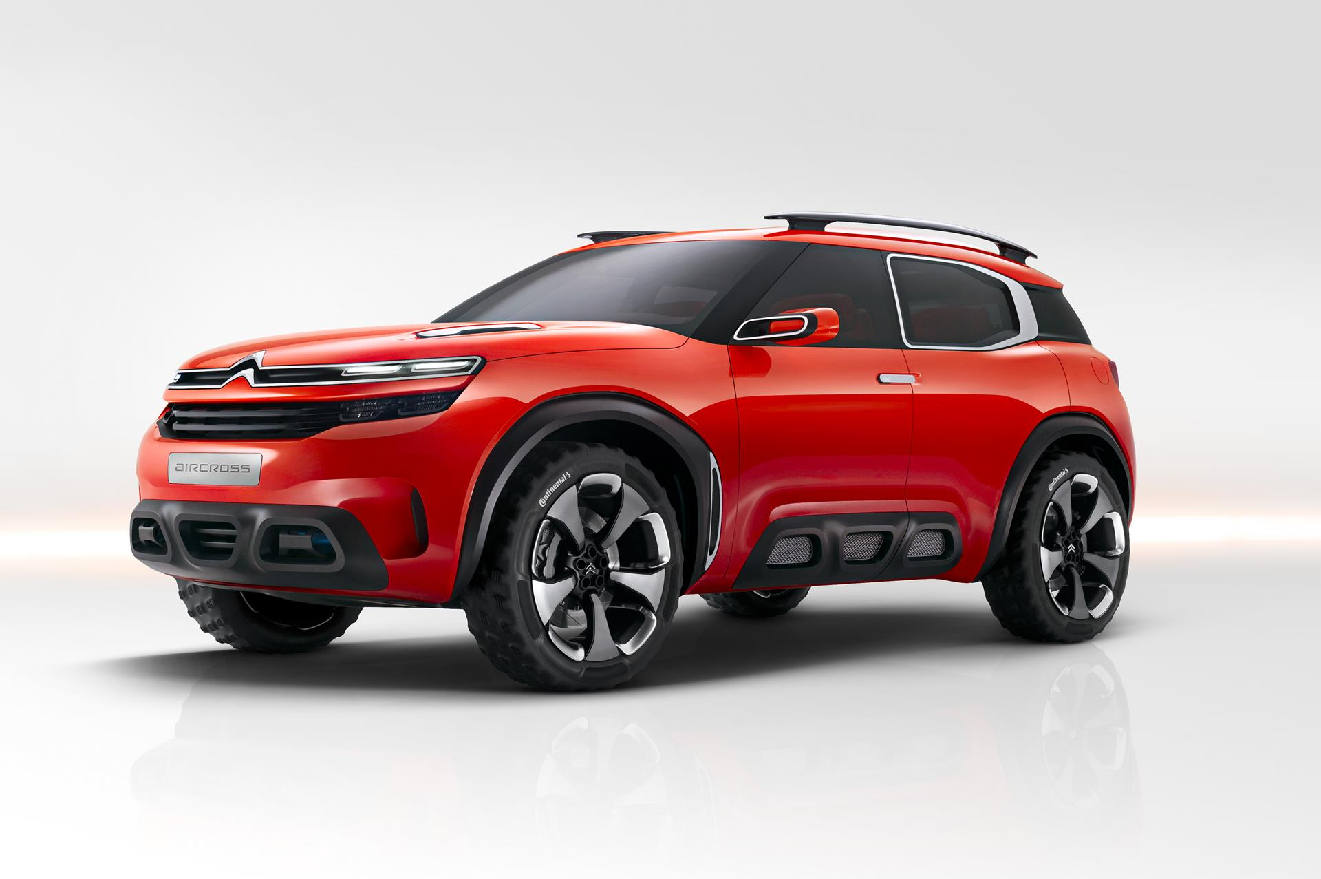 Citroen models images wallpaper pricing and information citroen aircross concept vanachro Gallery