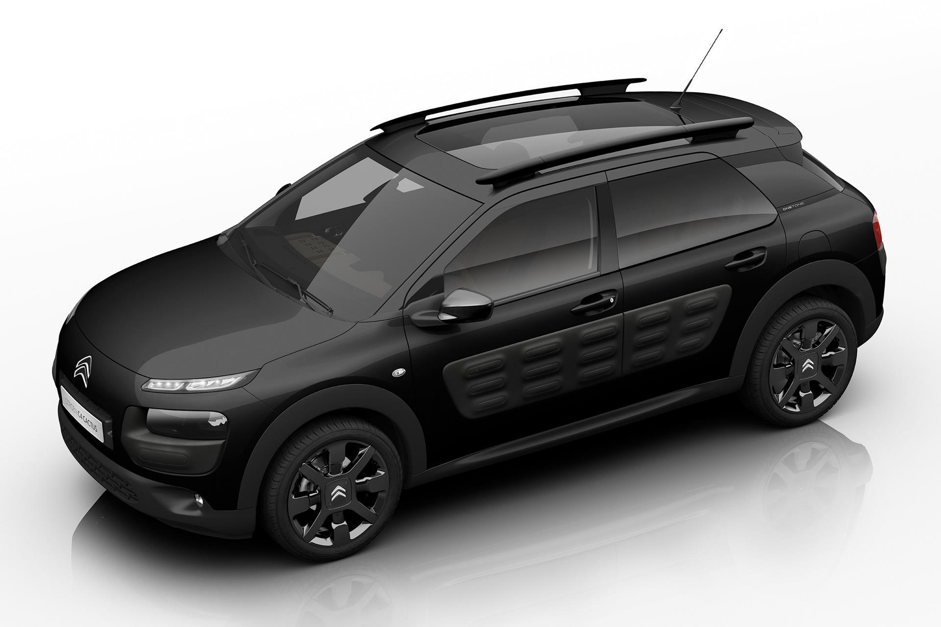 2017 citroen c4 cactus onetone. Black Bedroom Furniture Sets. Home Design Ideas