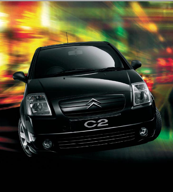 2004 citroen c2 conceptcarz. Black Bedroom Furniture Sets. Home Design Ideas