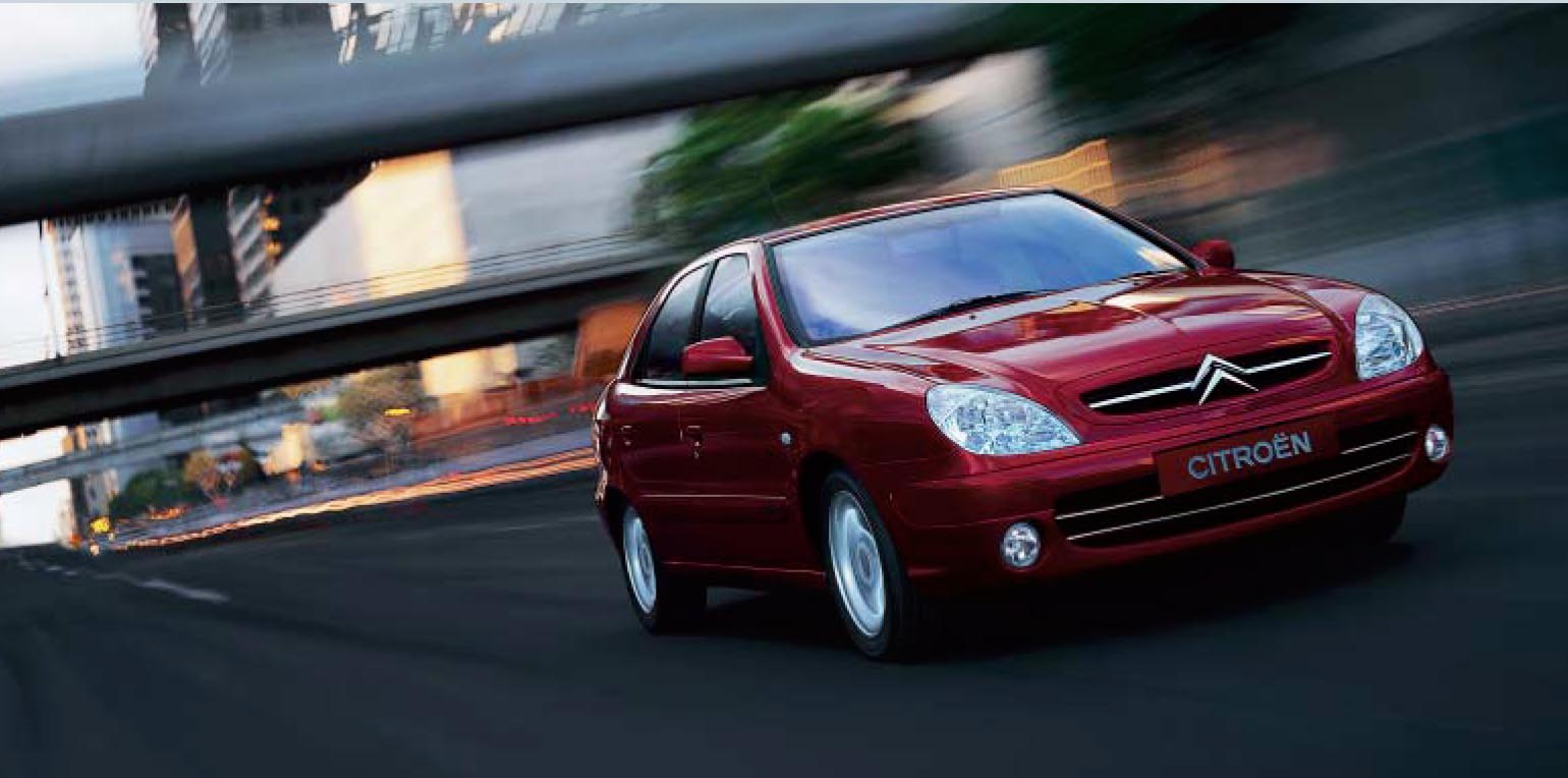 2004 Citroen Xsara pictures and wallpaper