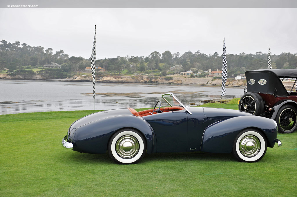 1940 Coachcraft Roadster Image Chassis Number Br19800cal