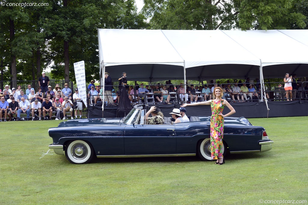 Continental Mark II Convertible pictures and wallpaper