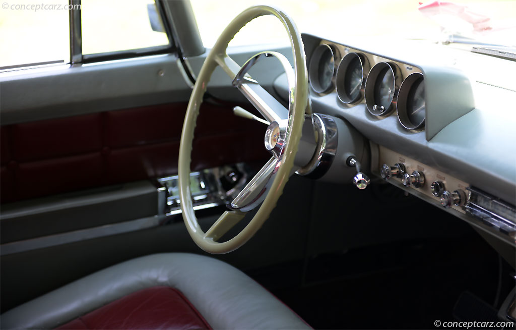 1956 continental mark ii for Ford motor company retiree death benefits