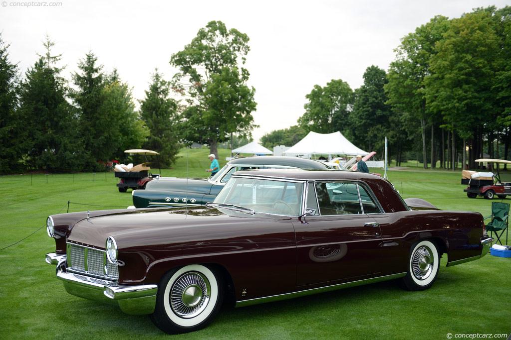 1956 Continental Mark Ii Lincoln Continental Mark Ii Mk2