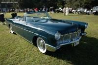 1956 Continental Mark II Convertible image.