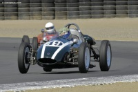 1960 Cooper T52 MKI image.