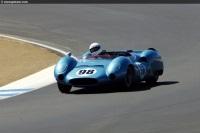 1963 Cooper Shelby King Cobra Type 61M Monaco-Ford