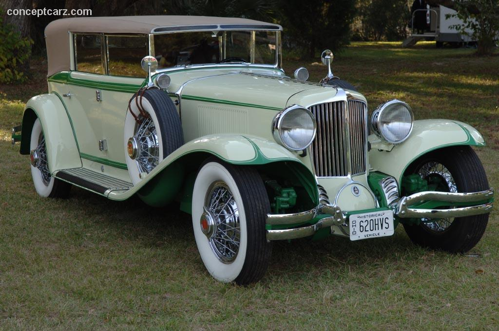 1931 cord l 29 for Cord motor car for sale