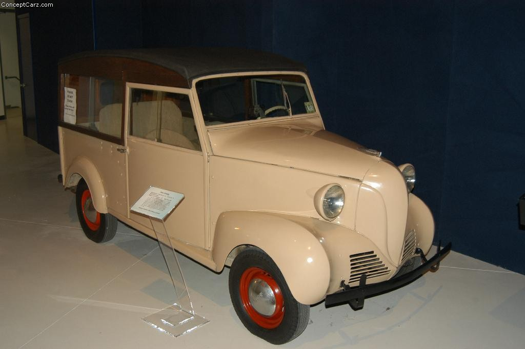 1941 Crosley Station Wagon - conceptcarz.com