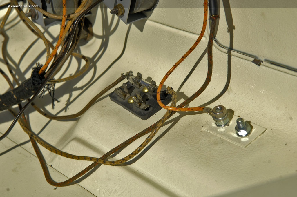crosley cb com convertible sedan crosley used a waukesha engine