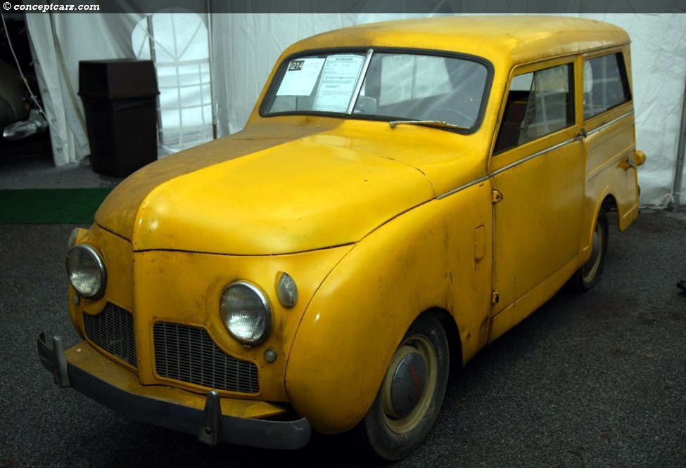 Sothebys Auction Results >> 1948 Crosley Model CC Pictures, History, Value, Research ...