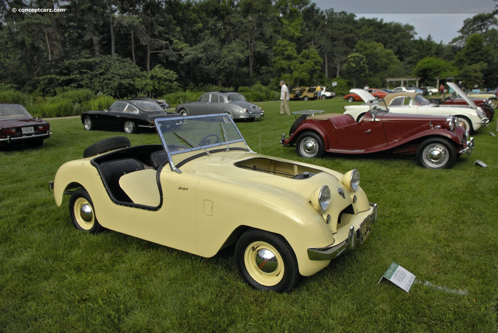 1949 Crosley Hot Shot Pictures, History, Value, Research ...