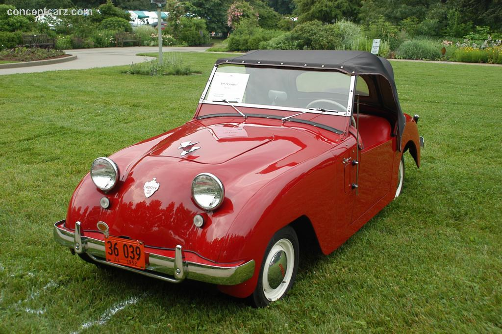 1952 Crosley Supershot...