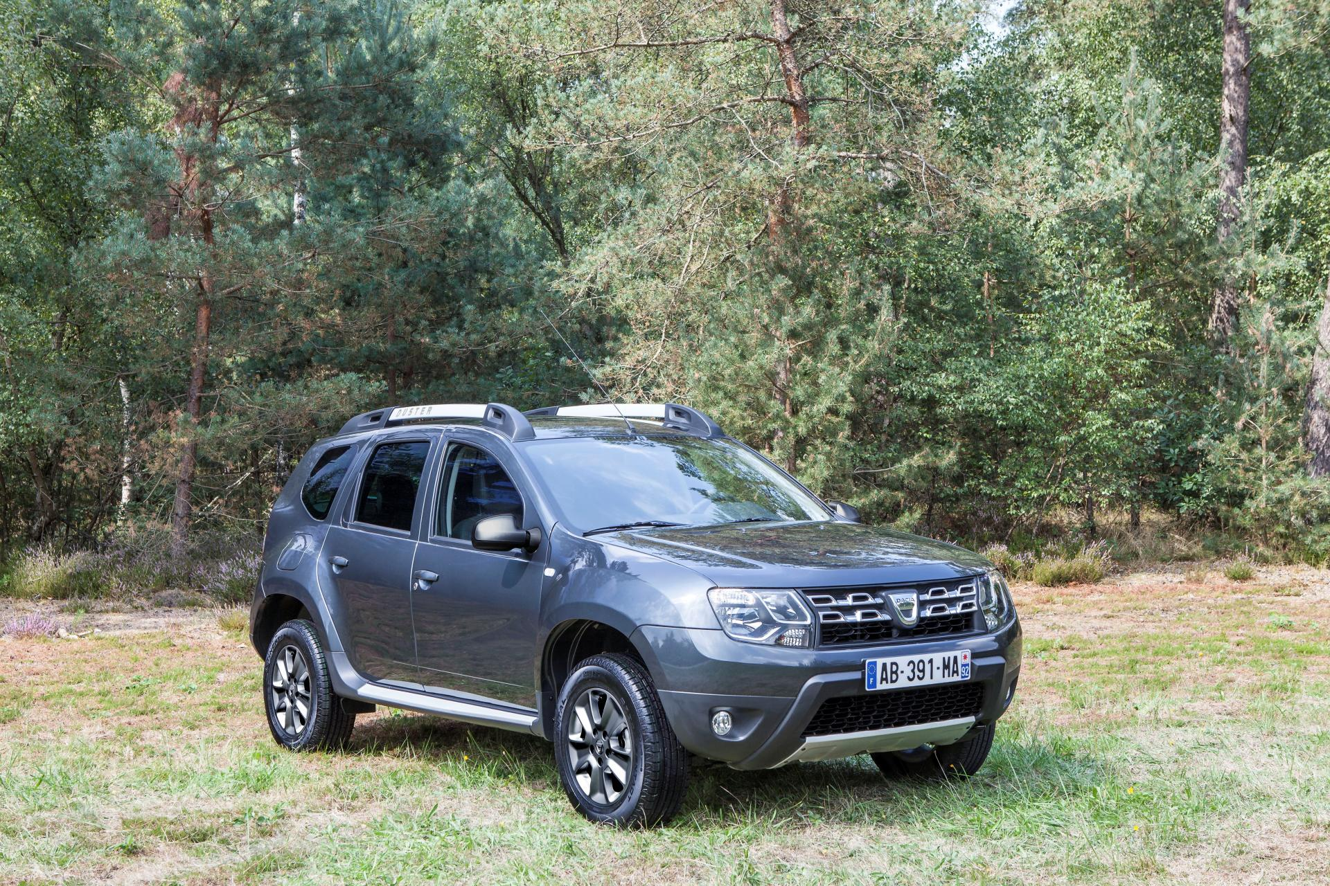 2014 Dacia Duster Technical Specifications And Data