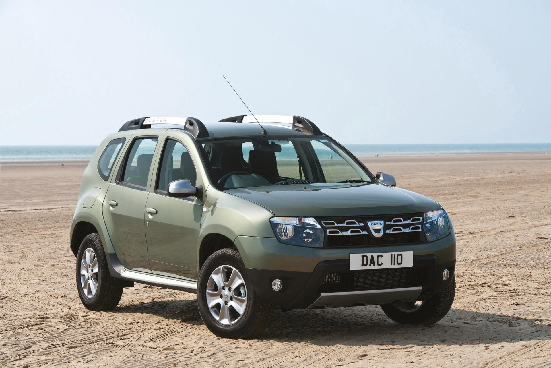 Dacia Duster Conceptcarz Com